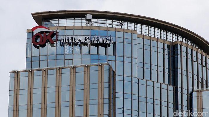 Foto Ari Saputra - Detikcom, DetikFinance - Gedung Otoritas Jasa keuangan