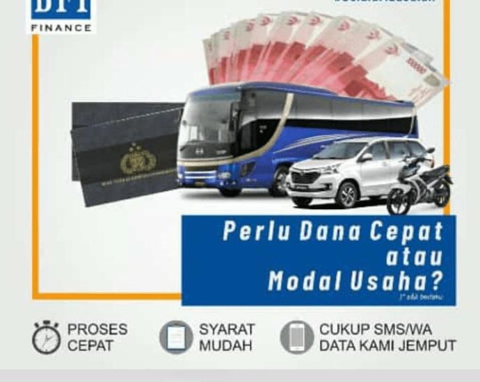 Banner BFI Finance - Alur Proses Pinjaman Kredit - Jaminan BPKB Motor - BFI Finance