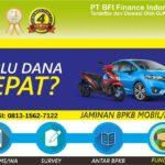 banner bfi finance - gadai bpkb motor - 2019