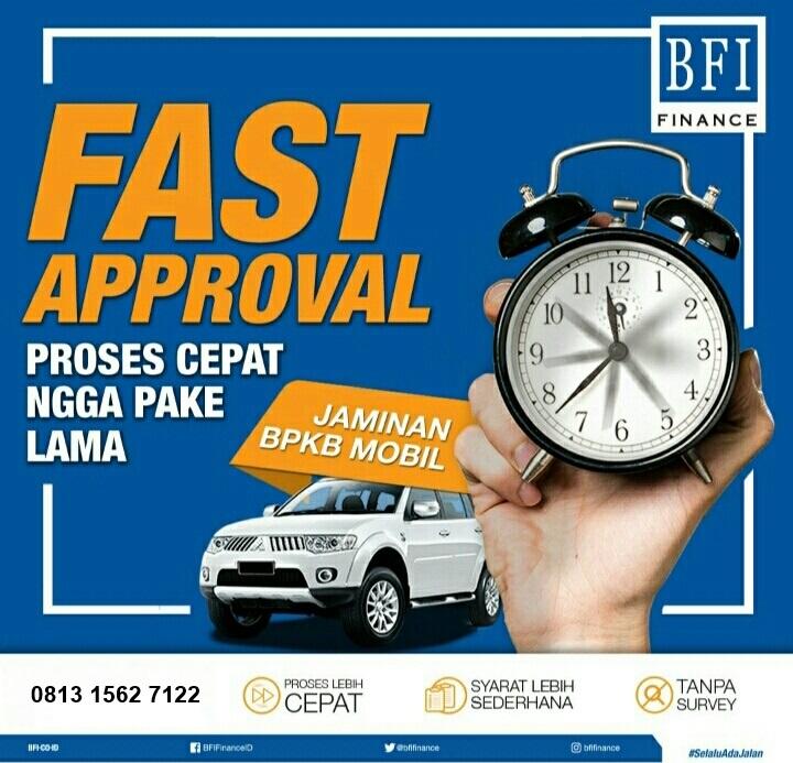 Gadai BPKB Mobil di Jakarta Plafon cair 85% Bisa proses se ...