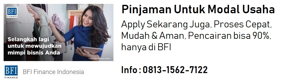 BANNER IKLAN BFI FINANCE