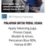 pinjaman untuk modal usaha